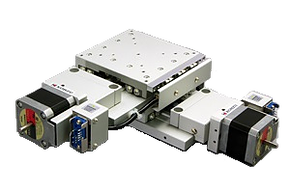 Kohzu x xy motor stages - precision automation equipment